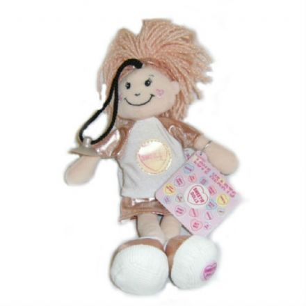 Hippy Chick Doll, Sweetie Dolls, Soft Toy